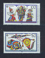ALEMANIA/RFA WEST GERMANY 1989 MNH SC.1573/1574 CEPT