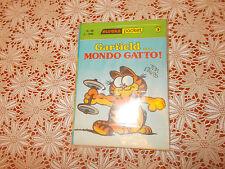 GARFIELD MONDO GATTO FUMETTO EUREKA POKET SETTEMBRE 1983 N. 80