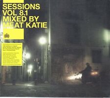 MINISTRY OF SOUND - SESSIONS VOL 8.1 MIXED BY MEAT KATIE 2CD NEW & SEALED