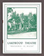 "Dorothy Stickney ""LIFE WITH FATHER"" Howard Lindsay / Fay Wray 1939 Pre-Broadway"