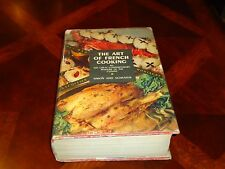 RARE The Art of French Cooking, 1958, First English Edition, 3750 RECIPES, H/C