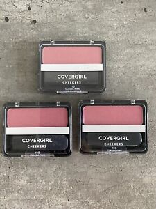 (Pack of 3) CoverGirl Cheekers Blush, Classic Pink 110
