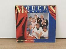 "12""  Single - Modern Romance - Best Years Of Our Lives     ROM1T"