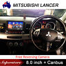 8.0 inch MITSUBISHI LANCER 2007-2016 Car DVD Player GPS head unit stereo usb bt