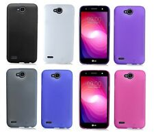 for LG X Power 2 M320F K10 POWER xpower2 Bumper Case Scratch Guard Slim Cover