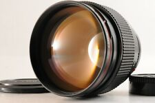【 Haut Mint +】 Canon Neuf Fd Dnf 85mm F/1.2 L Mf Portrait Caméra Lentille De