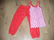 Striped Pyjama Sets Vest Lingerie & Nightwear for Women