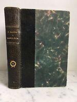 Federico Masson Napoleón Y Su Medicina Forense I (1769-1802) Albin Michel