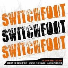 Switchfoot - The Early Years: 1997-2000 (Boxset CD: Three 3 Discs)