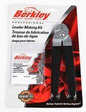 Berkley Fishing Gear Leader Making Kit 1318290 Quetschhülsenzange Crimps
