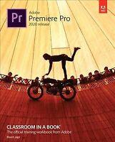Adobe Premiere Pro Classroom in a Book 2020 Release, Paperback by Jago, Maxim...
