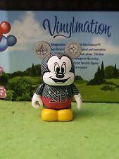 """DISNEY Vinylmation 3"""" Park Set 1 2018 Mickey Mouse Eachez Disneyland"""