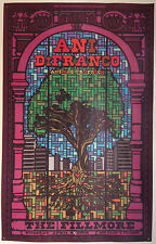 Bill Graham Presents in San Francisco Ani DiFranco. 2008 Fillmore poster