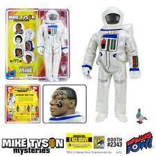 Mike Tyson Mysteries Mike Tyson Astronaut 8-Inch Action Figure with Pigeon -