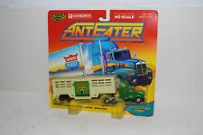 ROAD CHAMPS ANTEATERS DIECAST #7372 KENWORTH TRACTOR, RED'S DAIRY TRAILER, HO