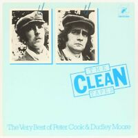 The Clean Tapes (The Very Best Of Peter Cook & Dudley Moore)  VINYL LP RECORD