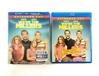 We're the Millers (Blu-ray/DVD, 2013, Extended Cut) J. Aniston, Lenticular Slip