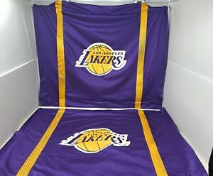 Los Angeles Lakers NBA 100% Polyester Pillow Case Decorative Sham Cover