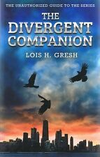 NEW - THE DIVERGENT COMPANION Unauthorized Series Guide Lois H. Gresh FREE POST