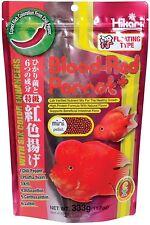 Hikari Blood-Red Parrot+ Mini Pellet 11.7oz Free Shipping