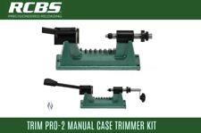 RCBS TRIM PRO-2 MANUAL CASE TRIMMER KIT - CASE PREPARATION - R90366