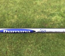 DIAMANA 60 X5CT X STIFF DRIVER Shaft + Adaptor TITLEIST 910/ 913 / 915 / 917 Tip