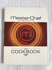 MasterChef Australia: The Cookbook (Volume 1) by Random House Recipe Cook Book