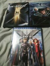 Xmen Dvd Lot