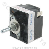 EASY FIT REPLACEMENT SIMMERSTAT SWITCH HEAT CONTROL ENERGY REGULATOR 230V 13A