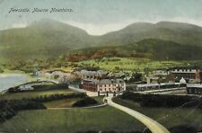 Newcastle Mourne Mountains posted 1914