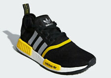 BNWOB ORIGINAL ADIDAS NMD_R1 SHOES, Black - Size US9/ JP27