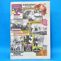 Sport und Technik 5/1988 DDR GST NVA S & T Schwerin Himmler Dönitz Taucher S