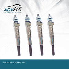 4X Glow Plugs For Ford Courier PD PE PG PH 2.5L WL Diesel WLT Turbo Motor 96~06