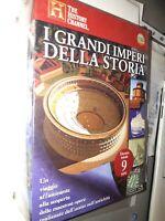 Caja 4 DVD Grandes Imperios De Historia Duración El Historia Channel