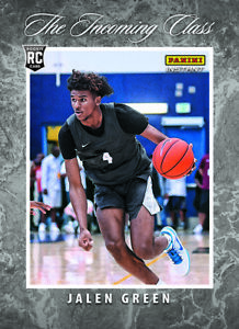 2021-22 Panini Instant The Incoming Class NBA Jalen Green PRESALE