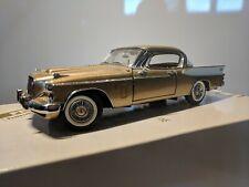 Danbury Mint Studebaker Golden Hawk 1957 Diecast Car Box No Papers