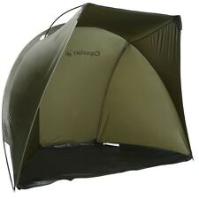 Caperlan X-Large 2 Man Person Carp Fishing Shelter Umbrella Bivvy Waterproof New