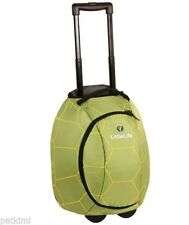 Canvas Upright (2) Hybrid Luggage with Extra Compartments