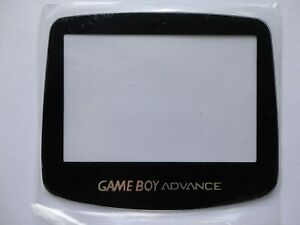 Premium Glass Nintendo Game Boy Advance (GBA) Replacement Screen Lens