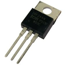 2 IRFZ44N International Rectifier MOSFET Transistor 55V 49A 94W 0,0175R 854752