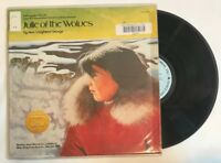 VTG Children's Julie of the Wolves Story Record 33⅓ rpm Jean Craighead George