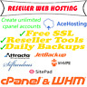 1 Year Unlimited Reseller Hosting | FREE SSL Certificates