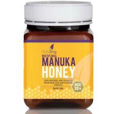 100 Percent Pure Essential Honey Made In New Zealand Manuka Honey 30Plus 500g
