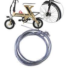 10x 2M Fahrrad Bowdenzug Bremskabel Schaltzug Schaltseil Fit Bikes Common bikes