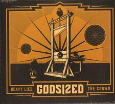 Godsized(CD Album)Heavy Lies The Crown-Metalville-MV0072-Germany-New