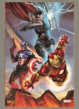 MARVEL HEROES N°1 VARIANT COVER TIRAGE LIMITE A 1500 EX , ETAT DE NEUF !!