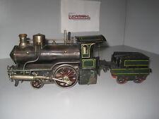 ****** Schoenner Spur 1 117SR Spiritus Dampflok, uralt, 1900-1905 Marklin ******