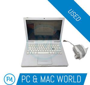"### Apple MacBook A1181 Early 2009 13.3"" Laptop - Core 2 Duo 2GHz - 4GB RAM ###"
