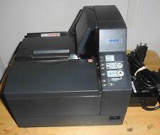Epson TM-J9100 011 Model M198A Printer Check Scanner Pos Inkjet Printer-USB Port