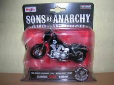 Maisto Harley-Davidson Sons of Anarchy Jax Opie Clay 3er Model Set 1 18
